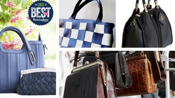Champion Cleaners Alabama Handbag Cleaning Several Handbag Images