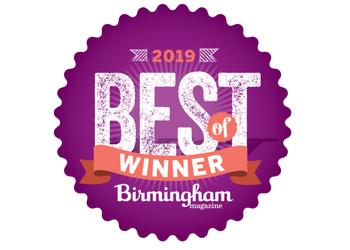 Champion Cleaners Best of Birmingham 2019